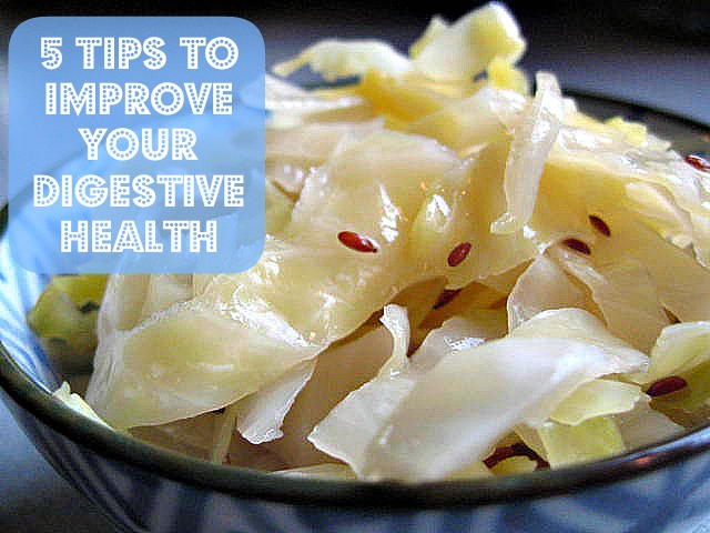 5 Tips for Better Digestive Health