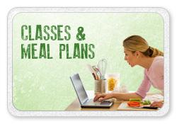 Classes & Meal Plans
