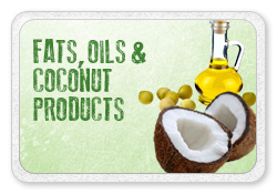 Fats, Oils & Coconut Products