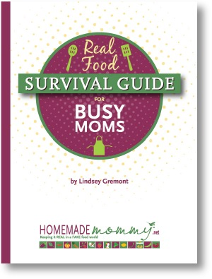 Real Food Survival Guide
