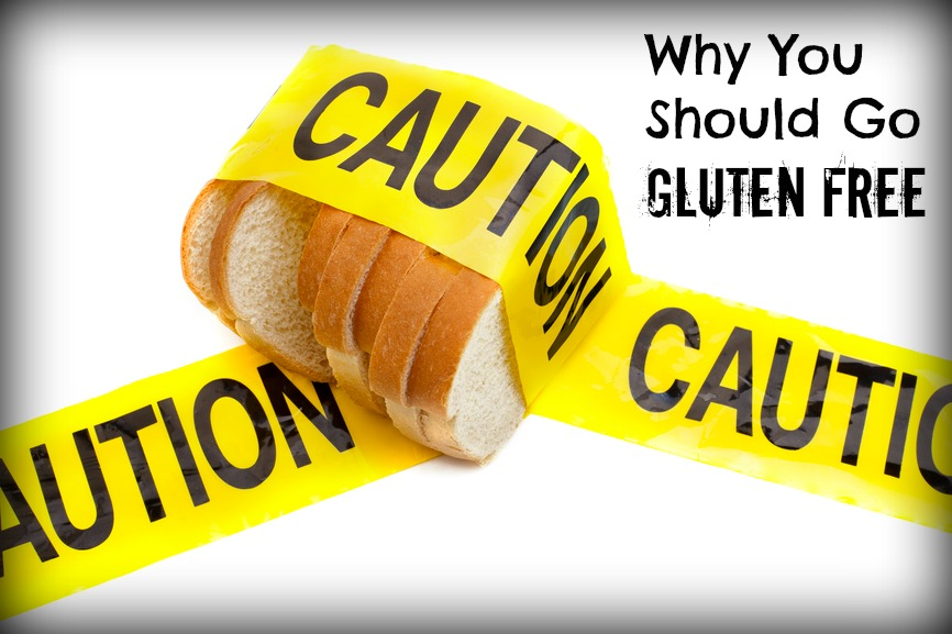 Wondering why we are seeing a rise in gluten intolerance? Check here and find out why you might want to go gluten-free.