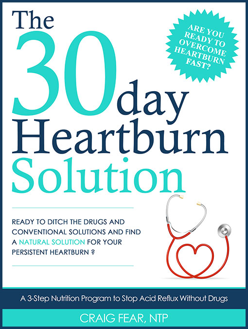 30-Day Heartburn Solution