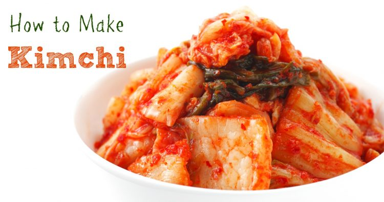 How to Make Kimchi: A Simple Recipe