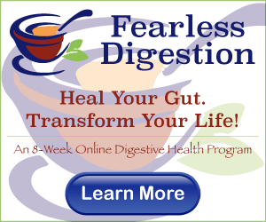 Fearless Digestion. Heal Your Gut.