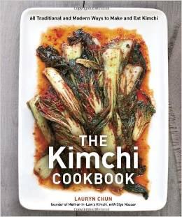 kimchi cookbook with bok choy kimchi recipes