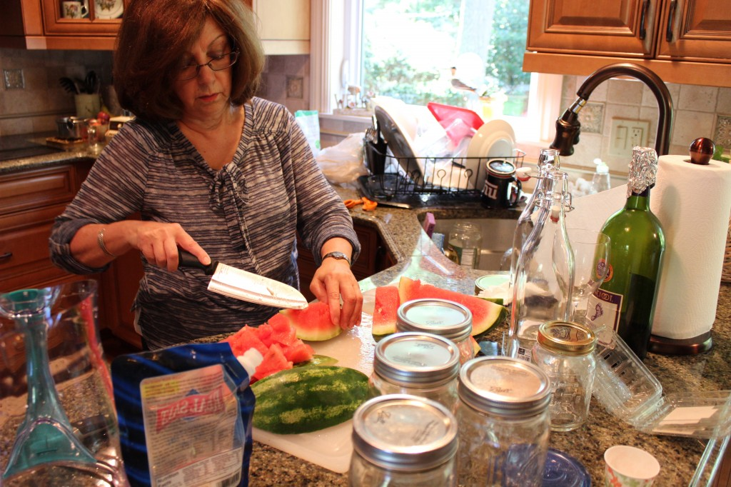 Making fermented watermelon soda will get any family member interested in fermented foods