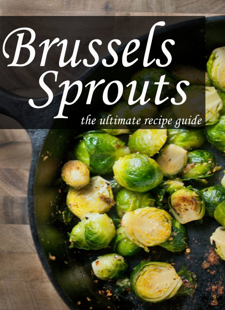 Here it is. The best Brussels sprouts recipe EVER. Sure to convert any Brussels sprouts hater into an instant Brussels sprouts lover for life.