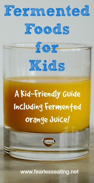 If you need more kid-friendly fermented foods ideas, check out this new home fermentation guide that includes lots of fermented foods for kids.
