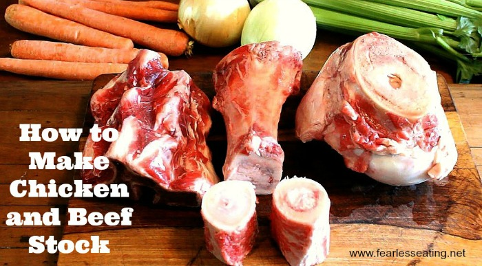 Chicken and beef stock are the most common types of stocks. Learn the basics and you'll have the foundation for an infinite amount of stock-based soups.