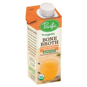 Until recently, there wasn't any store-bought broth I could recommend. But one company recently removed all flavorings and has made a better quality broth.