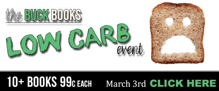 low carb books deal