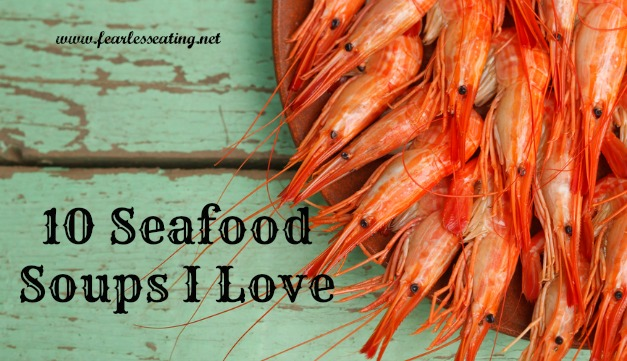 If you love seafood and soup, here are 10 'soup from the sea' recipes from around the world that you can easily make at home.
