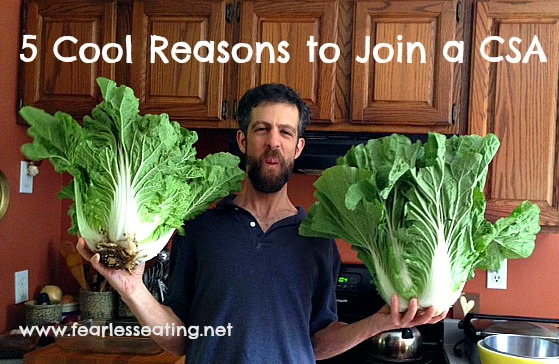 reasons to join a csa