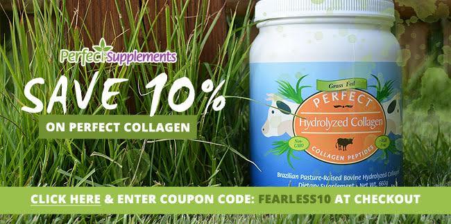 10% off collagen hydrolysate
