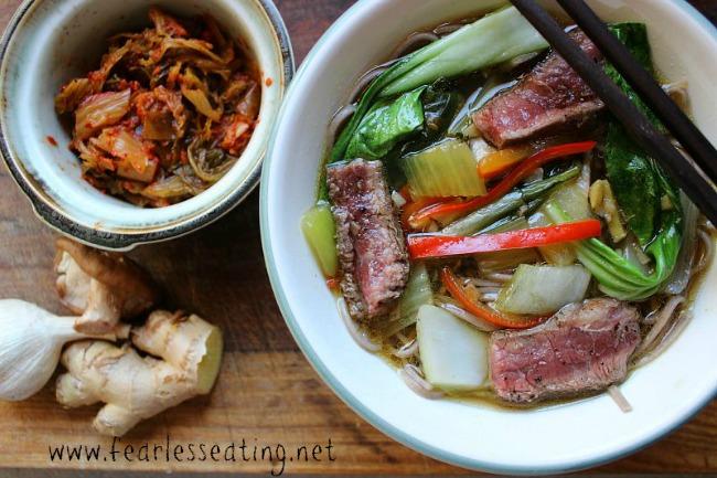 Asian Beef Noodle Soup 81