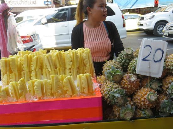 street pineapple
