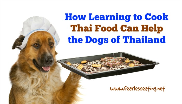 Learn to Cook Thai Food and Support Lanta Animal Welfare