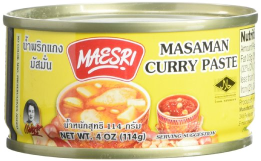 Massaman Coconut Curry Recipe - Fearless Eating