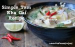 simple tom kha gai