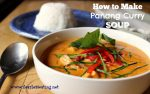 Panang Curry Soup