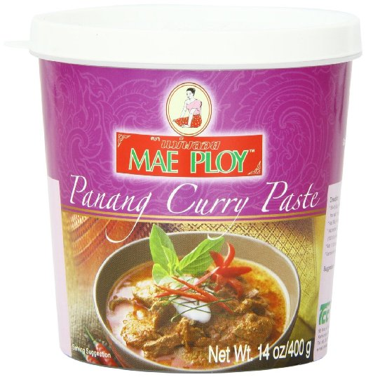 Traditionally, Panang curry is more of a creamy sauce but it can easily be adapted into a Panang curry soup as well as the ingredients are identical.