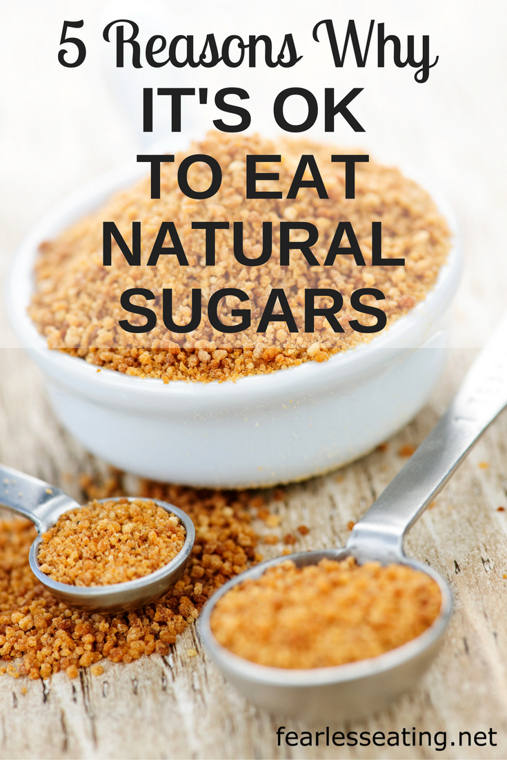 Natural sugar has been consumed all over the world for thousands of years. Thailand is a good place to explore how and why it's OK to eat natural sugar.