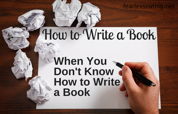 Create Passive Income with Ebooks is a new online course to help anyone learn to write and market a book. Here's 5 reasons why you should write a book even when you don't know how to write a book.