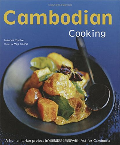 book about cambodian food
