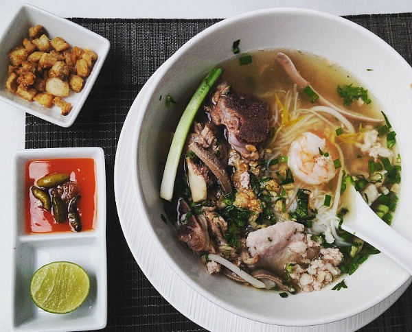 cambodian food includes lots of soup