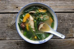 How to Make Gaeng Om (Thai Herbal Curry Soup)