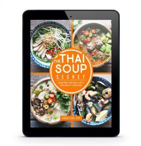 Announcing….The Thai Soup Secret Ebook!