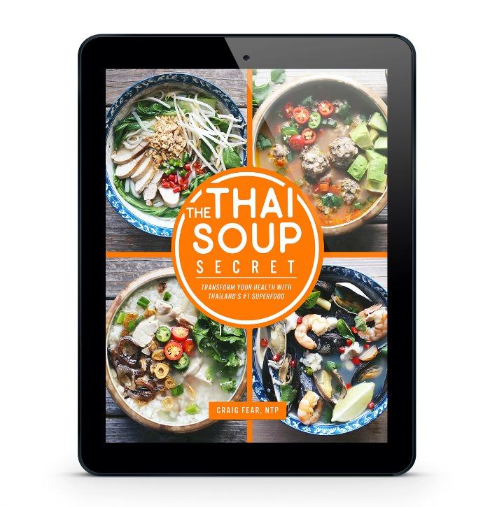 the thai soup secret ebook cover