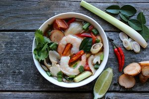 Thai Soup Cooking Class on June 29th in Western MA