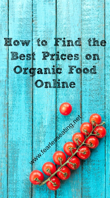 Shopping for organic food online has never been more convenient. While most people use Amazon, there's a new online resource to find even better prices.