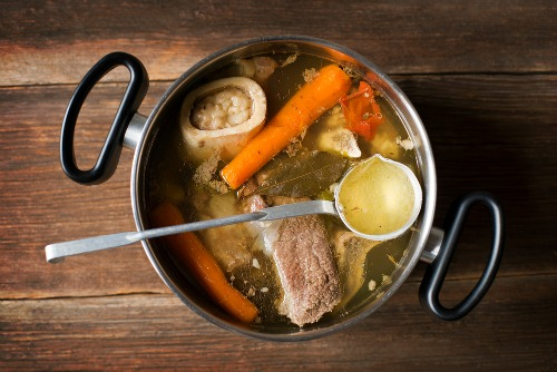 bone broth benefits for sleep