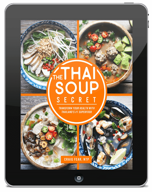 Thai Soup Secret ipad