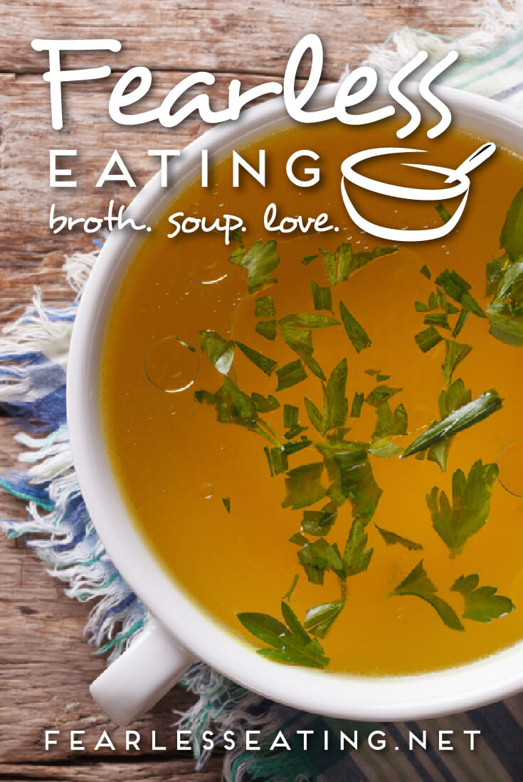 Hi, I'm Craig! Let me show you how to make a wide variety of simple, affordable and delicious broth-based soups that can help restore your digestive health!