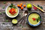 Two Chilled Avocado Soup Recipes