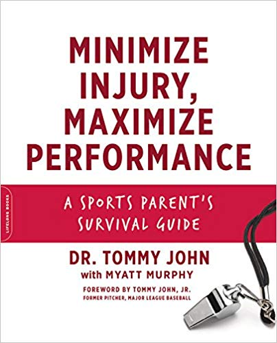 Minimize Injury, Maximixe Performance to prevent tommy john surgery