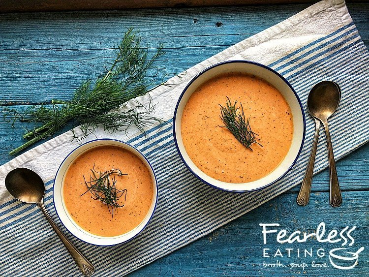 How to Make Salmon Bisque