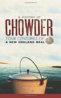 book on new england chowder history