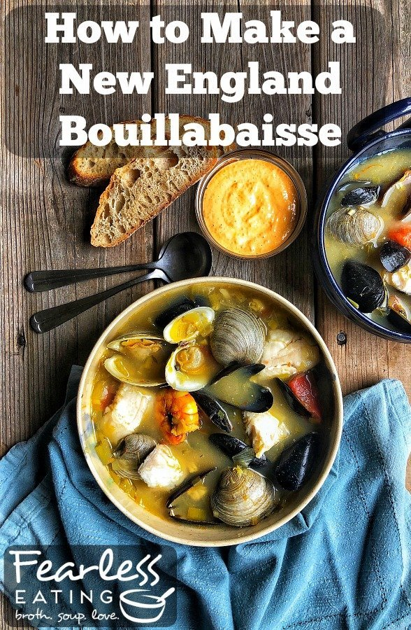 New England Bouillabaisse Recipe