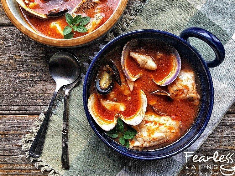 italian fish soup