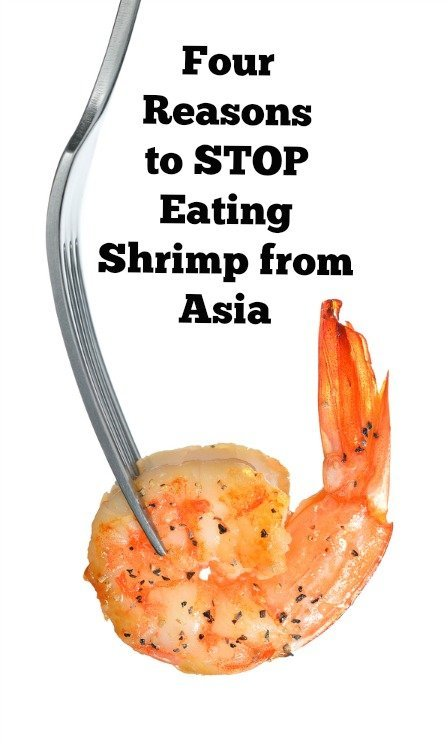 4 Reasons to Stop Eating Shrimp from Asia