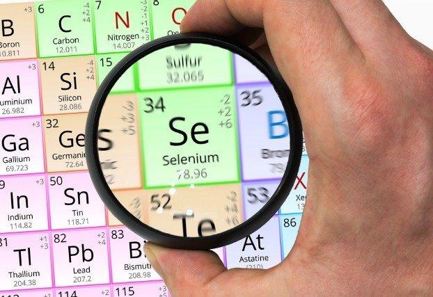 selenium symbol