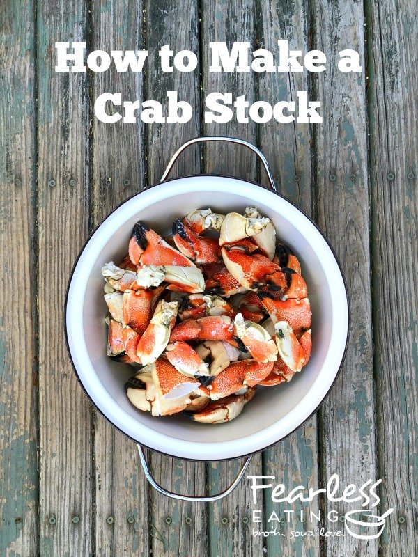 How to Make Crab Stock