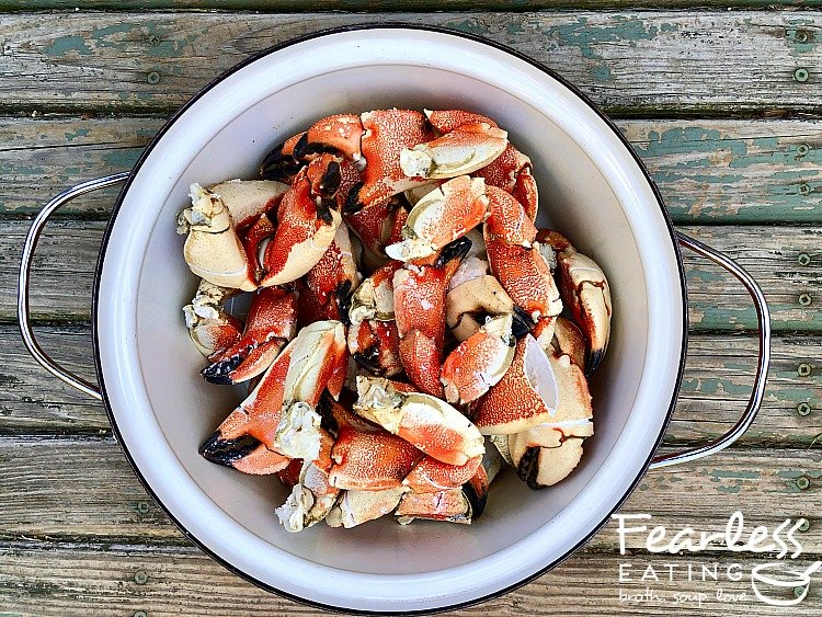 how to make a crab stock